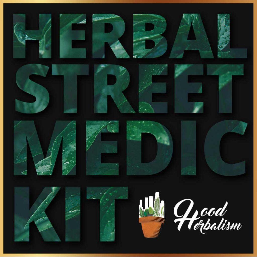 Herbal Street medic kit