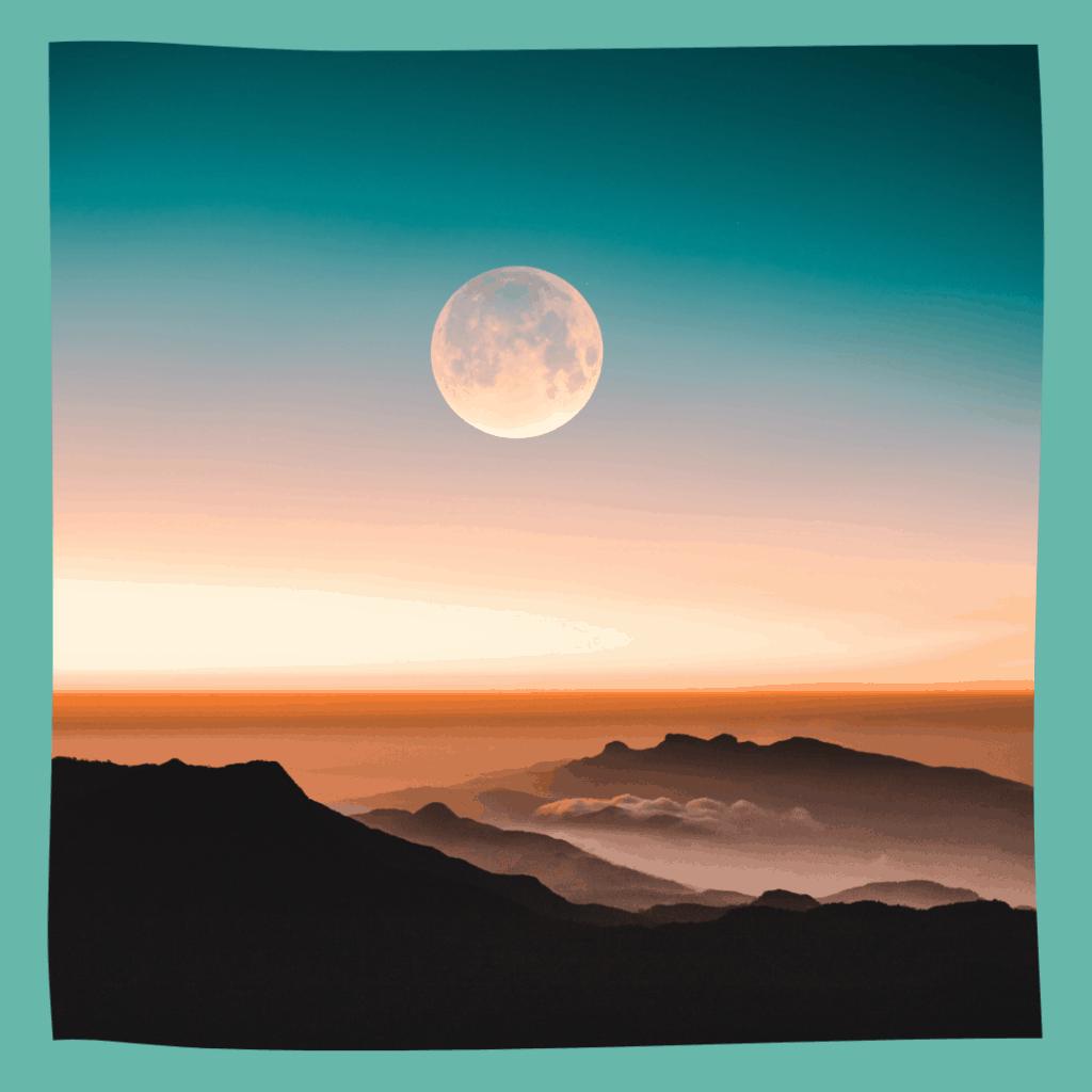 moon water medicine